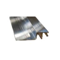 Aluminum perimeter weather seal