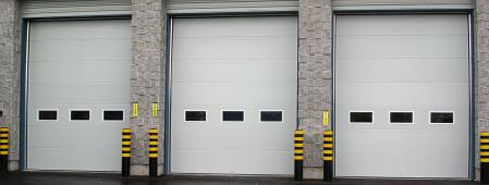 Sentinel - Industrial Sectional Doors