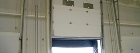 Energex: The best insulated industrial door